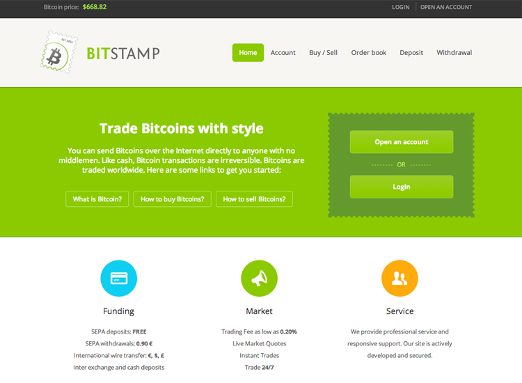 Bitstamp freezes customer withdrawals due to denial of service attack