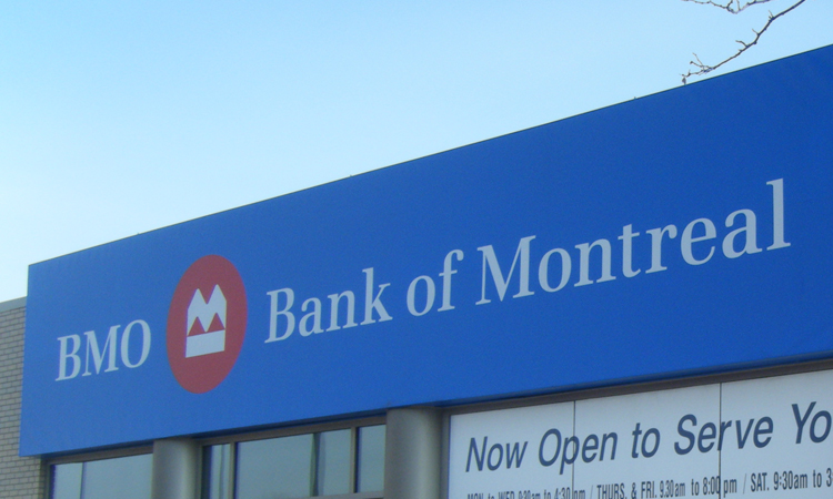 The Bank of Montreal closes it's vault for Bitcoin Businesses