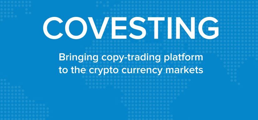 Copy-Trading Platform for Crypto Assets, Covesting, launched Pre-ICO on October 20th