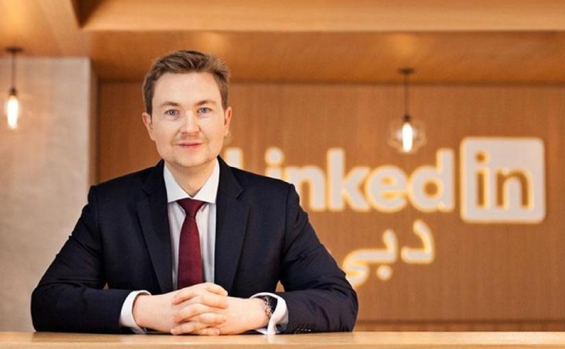 LinkedIn executive spearheads new blockchain startup to create world's first global WI-FI platform