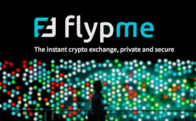 Flyp.me launches instant accountless exchange with 50% profit sharing