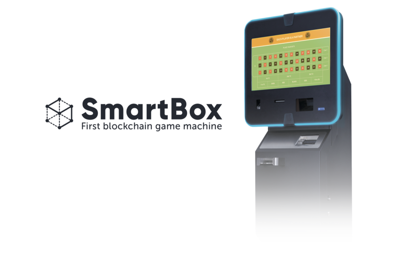 The first blockchain gambling machine with unlimited bonuses announced
