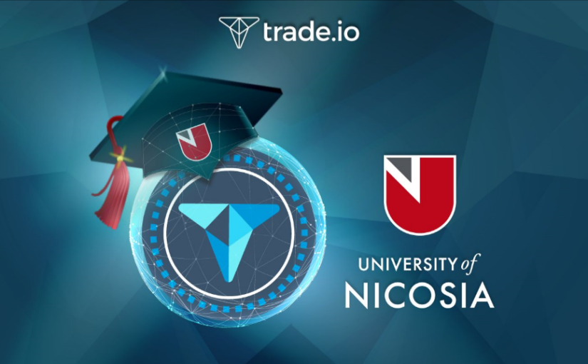 Trade.io Funds Cutting-Edge Distributed Ledger Technology Research At The University of Nicosia