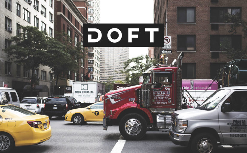 Cryptocurrency rush comes to the US trucking industry: Doft launched Pre-ICO 2.0