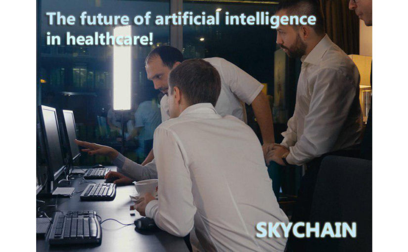 Artificial intelligence & Blockchain in Medicine will save Millions of People from Mistaken Diagnoses