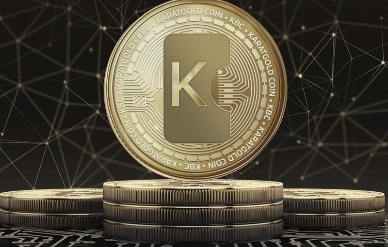 karat gold coin kbc