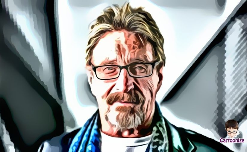 John McAfee challenges SEC over cryptocurrencies