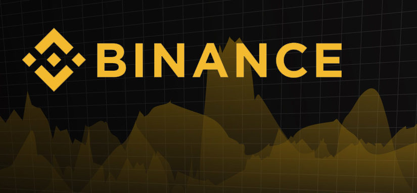 binance logo 2018