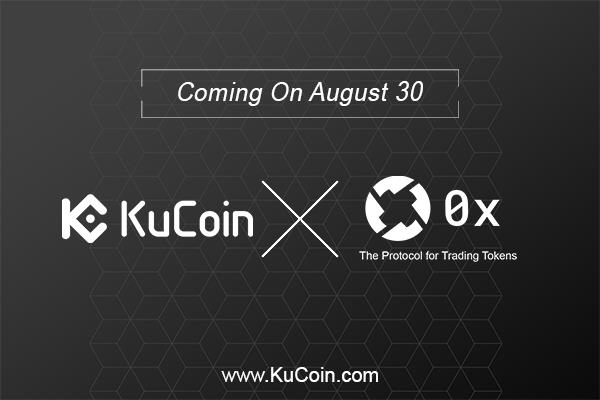 0x kucoin listing