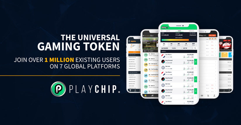 One Million gamers set to embrace PlayChip's new blockchain token