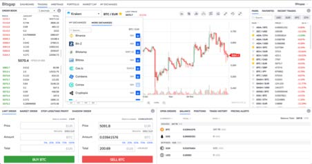Best way to track cryptocurrency