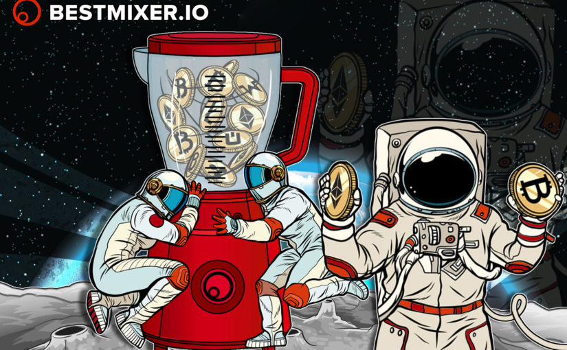 Creating Anonymous BTC With the BestMixer.io Bitcoin Mixer