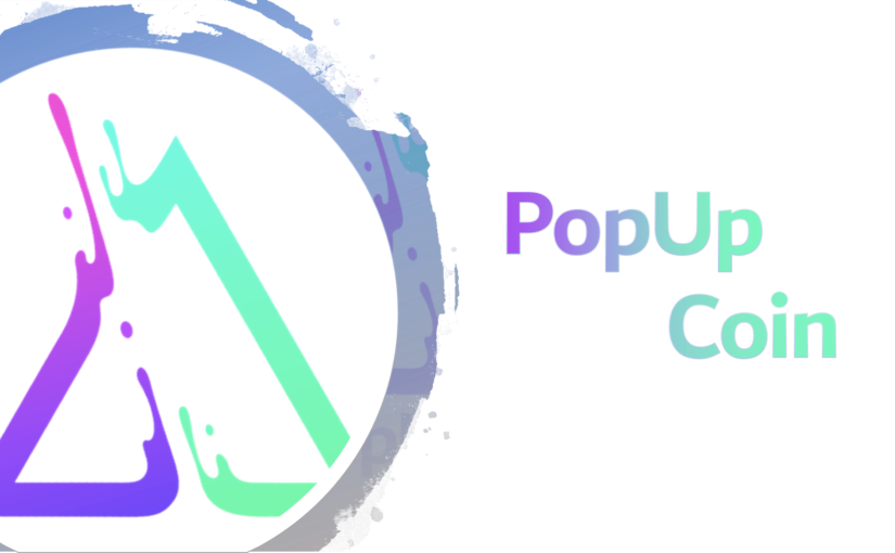 PopUp Coin: it's a win win for both consumers and retailers