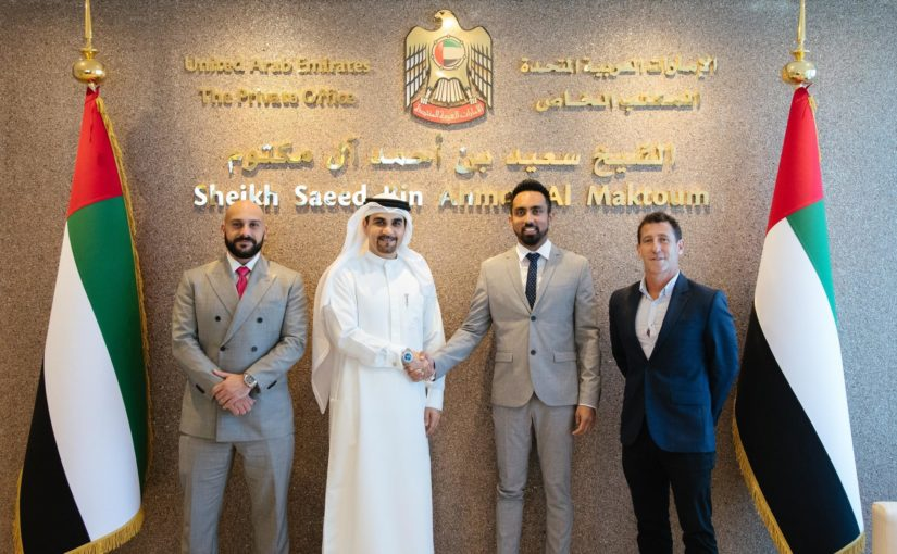 Fantom Foundation partnership with The Private Office of Sheikh Saeed bin Ahmed Al Maktoum and SEED Group.