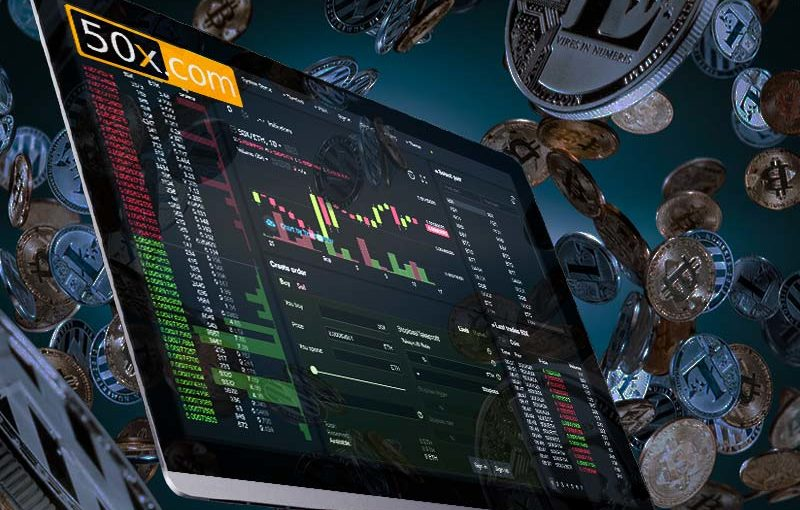 A Trading Revolution by 50x.com: Incredible Technology is Changing the Way We Think About Trading.